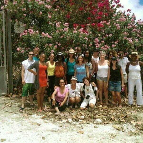 Guadeloupe_yoga-group